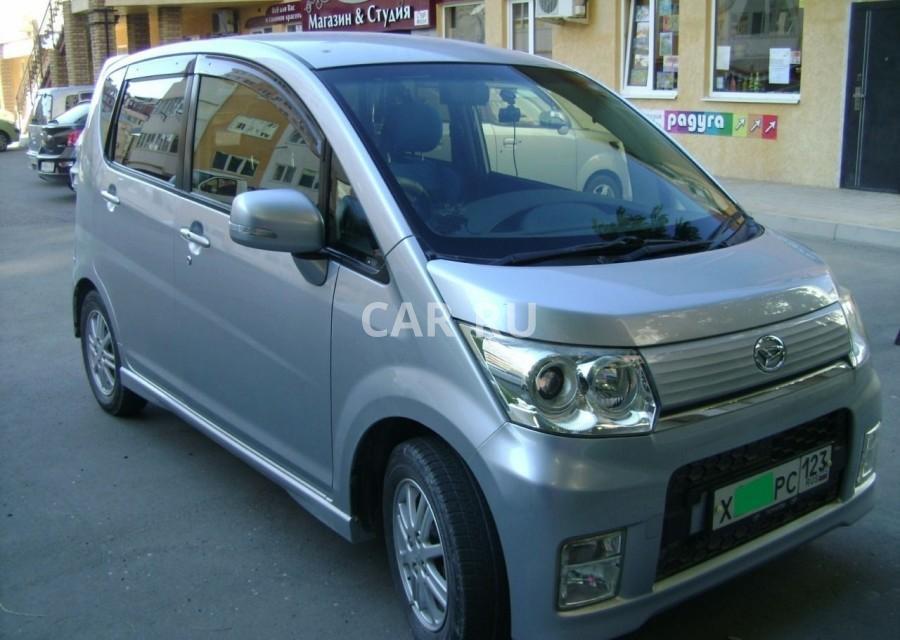 Daihatsu Move, Анапа