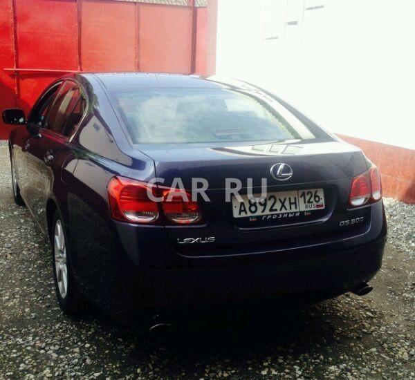 Lexus GS, Ачхой-Мартан