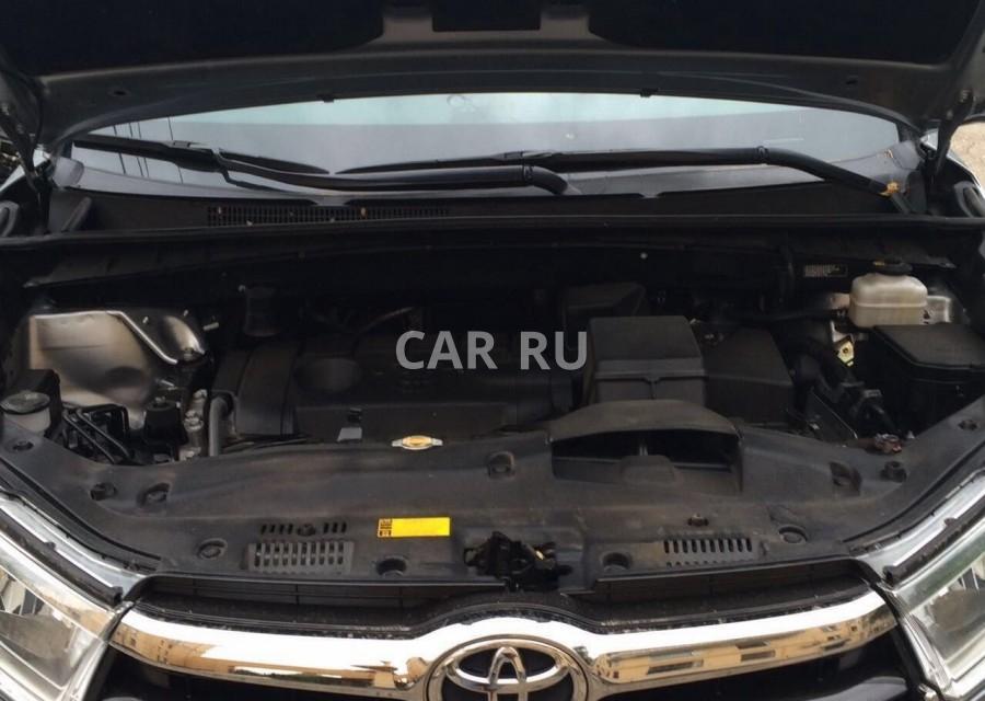 Toyota Highlander, Астрахань