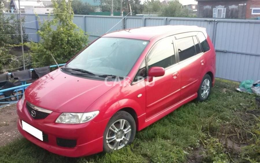 Mazda Premacy, Балаково