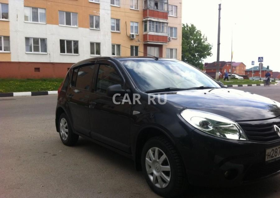Renault Sandero, Белгород