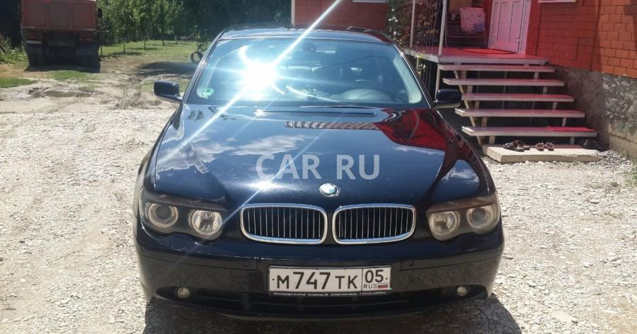 BMW 7-series, Бабаюрт