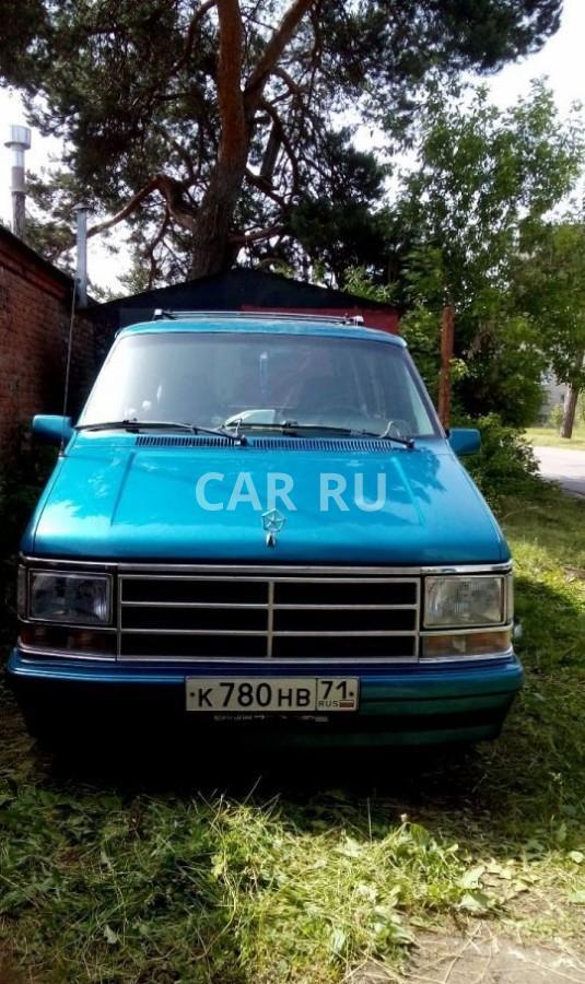 Dodge Caravan, Алексин