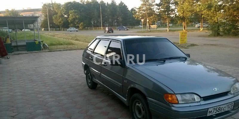 Lada Samara, Ахтырский