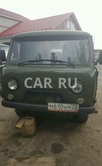Уаз 390995, Александров