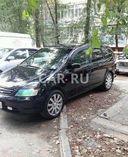 Honda Stream, Астрахань
