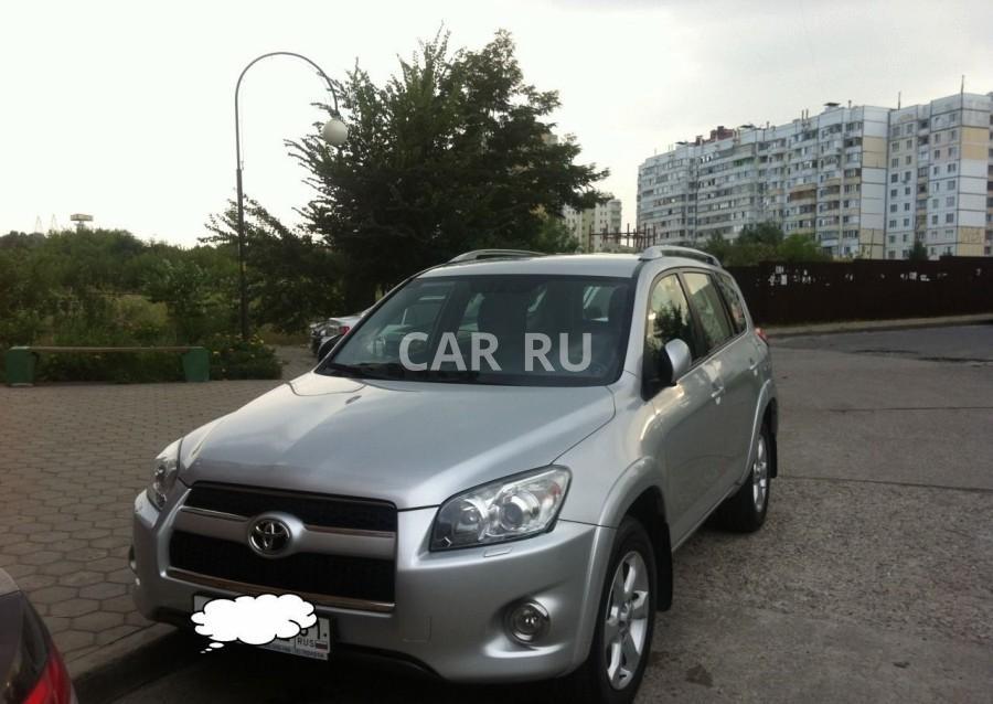 Toyota RAV4, Белгород