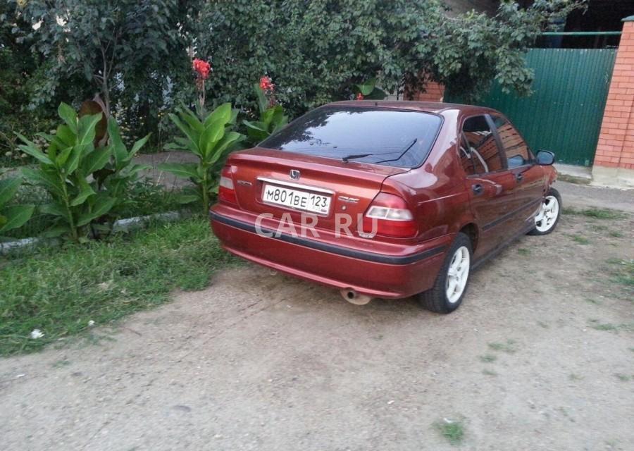 Honda Civic, Армавир