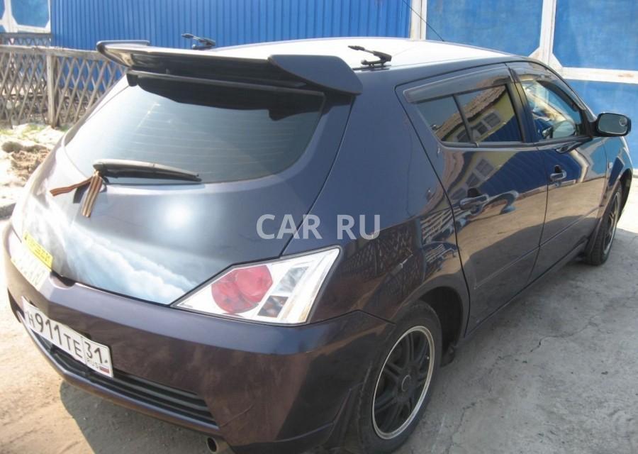 Toyota WiLL, Белгород