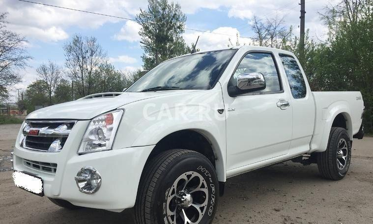 Isuzu Rodeo, Арзамас
