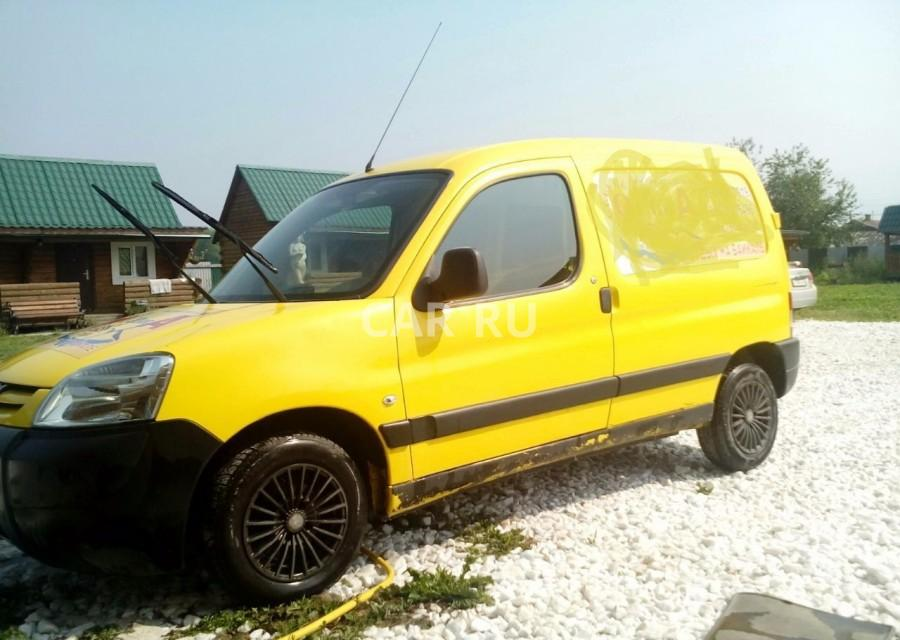 Peugeot Partner, Ангарск