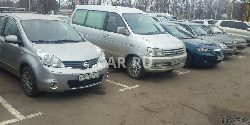 Toyota Noah, Белгород