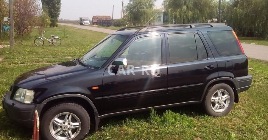 Honda CR-V, Балашов