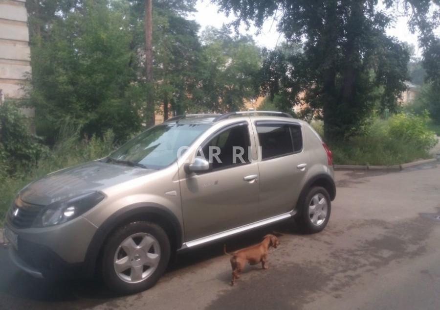 Renault Sandero Stepway, Ангарск
