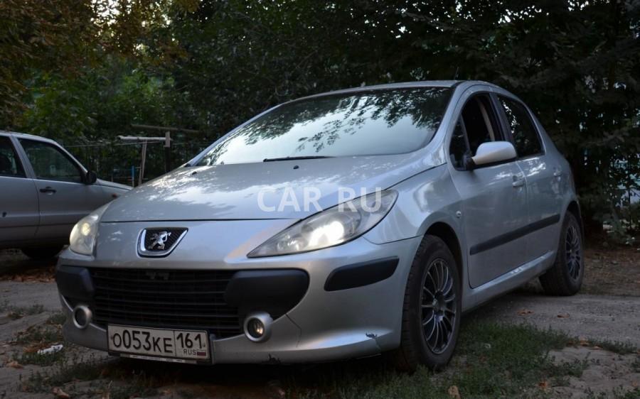 Peugeot 307, Азов