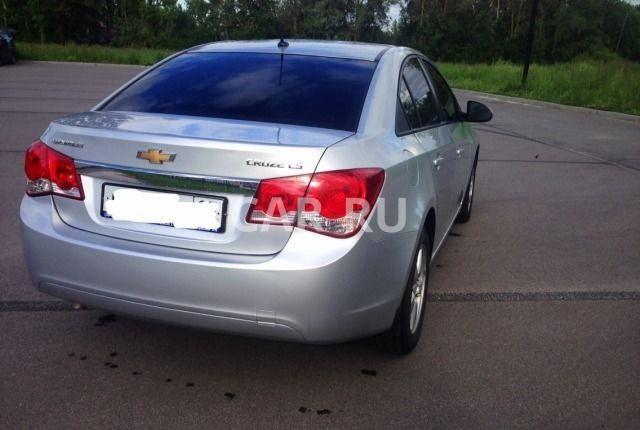 Chevrolet Cruze, Аксай