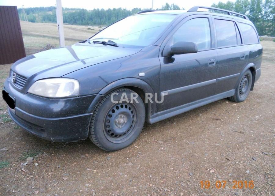 Opel Astra, Аскарово