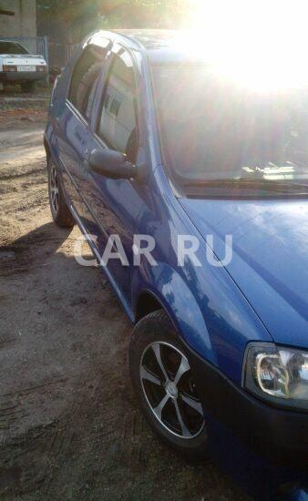 Renault Logan, Байкалово