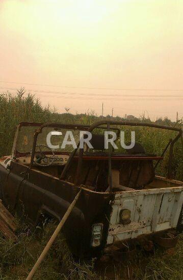 Уаз Hunter, Астрахань