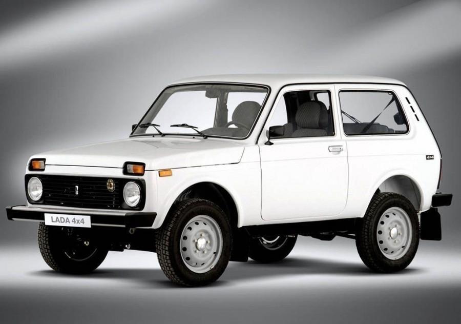 Lada 4x4, Амурск