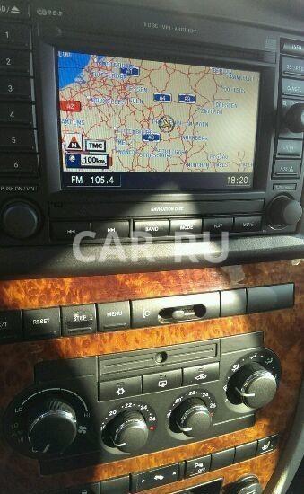 Jeep Grand Cherokee, Архангельск