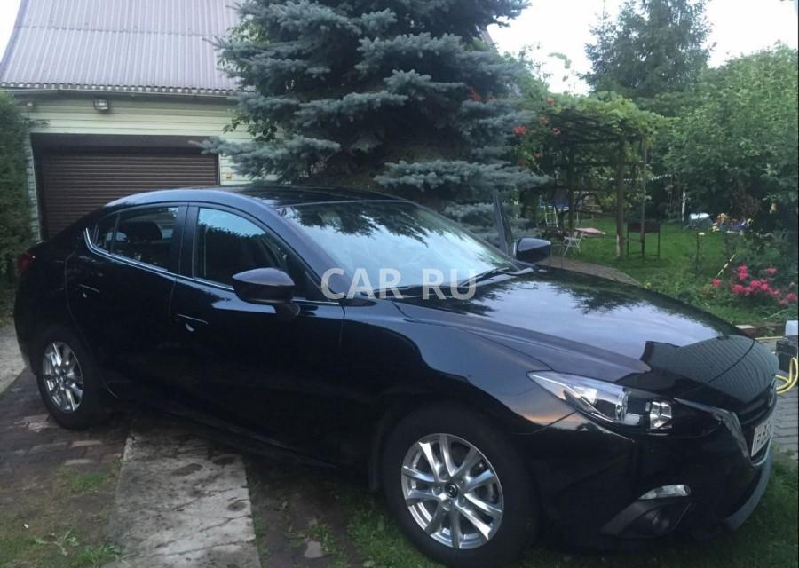 Mazda 3, Багратионовск