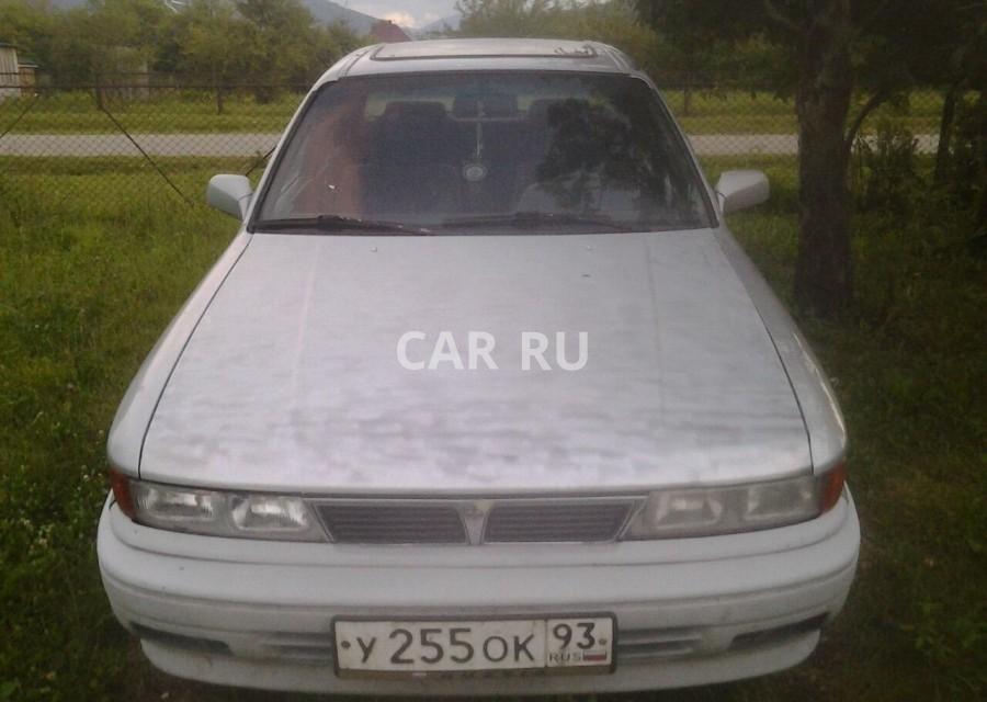 Mitsubishi Galant, Апшеронск