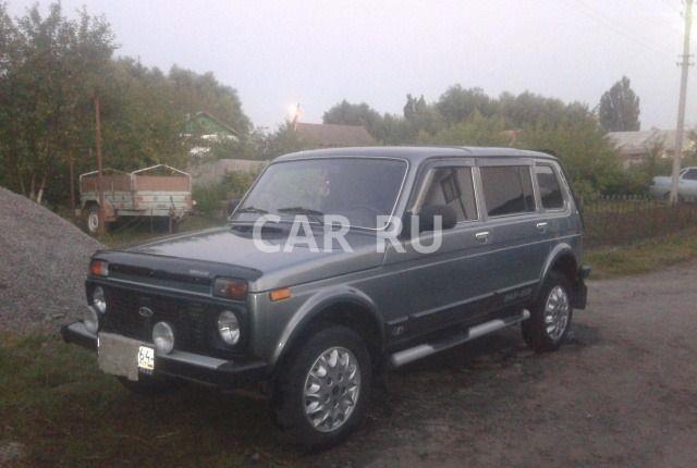 Lada 4x4, Балашов