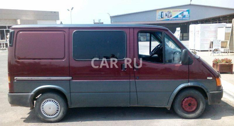 Ford Transit, Апшеронск
