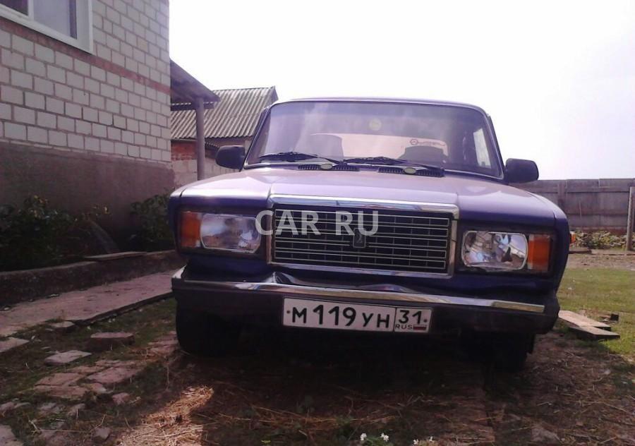 Лада 2107, Алексеевка