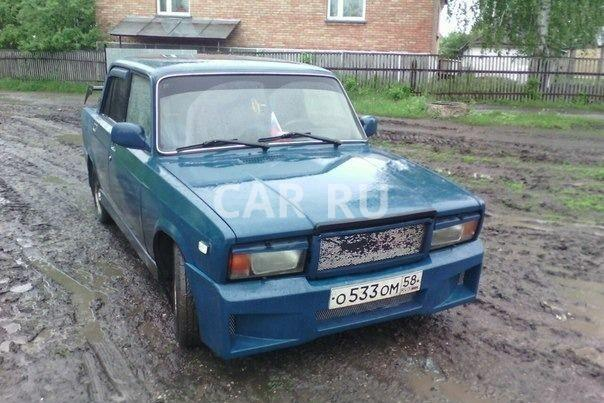 Лада 2107, Башмаково
