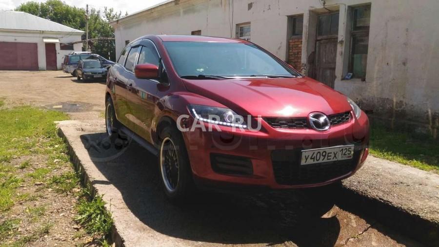 Mazda CX-7, Арсеньев