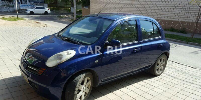Nissan Micra, Анапа