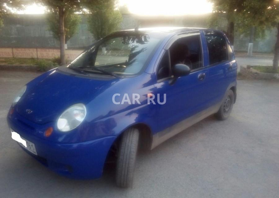 Daewoo Matiz, Азов