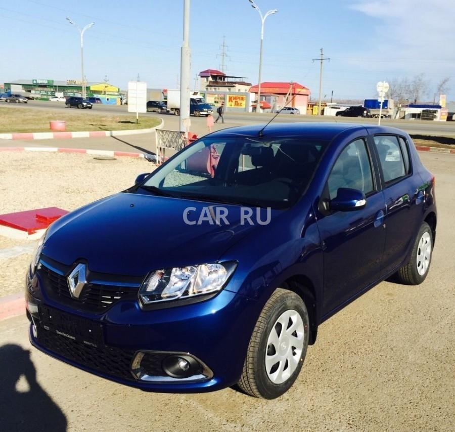 Renault Sandero, Азнакаево