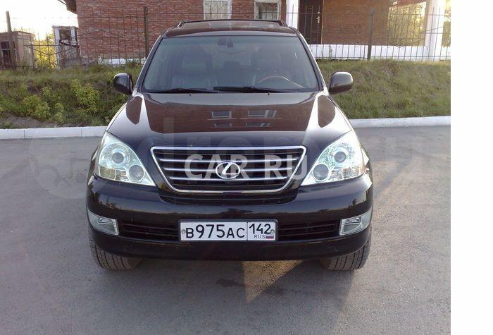 Lexus GX, Белово