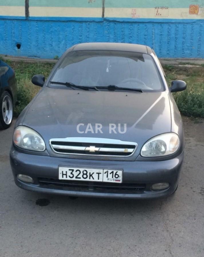 Chevrolet Lanos, Альметьевск