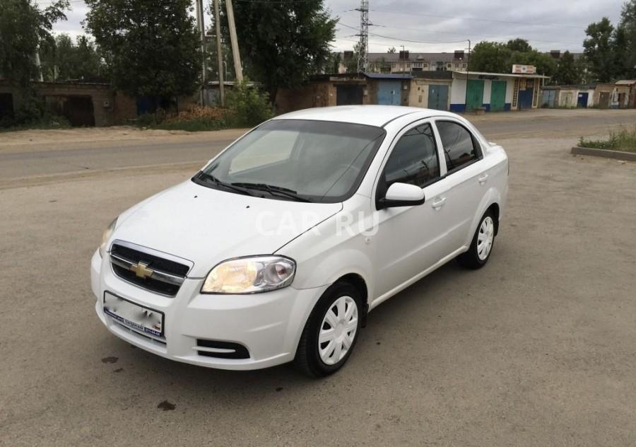 Chevrolet Aveo, Альметьевск
