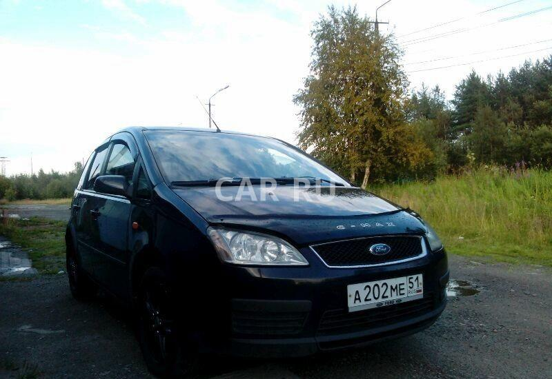 Ford C-MAX, Апатиты