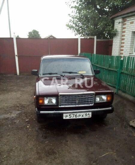 Lada 2107, Балашов