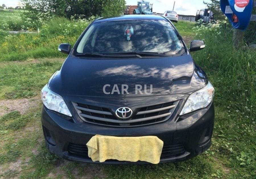 Toyota Corolla, Архангельск