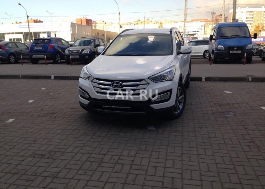 Hyundai Santa Fe, Апшеронск