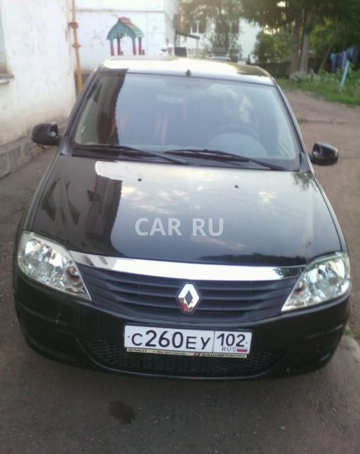 Renault Logan, Белебей