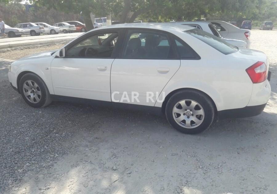 Audi A4, Анапская