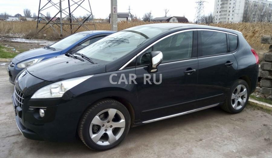 Peugeot 3008, Астрахань