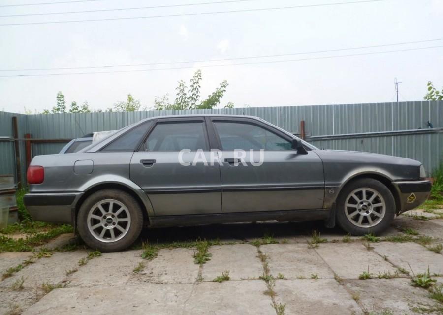 Audi 80, Белёв
