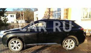 Lexus RX, Аргудан