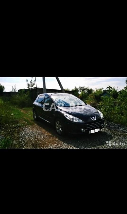 Peugeot 307, Альметьевск