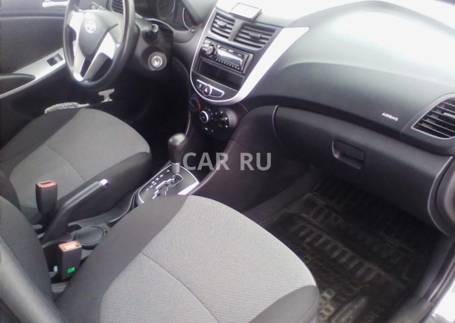 Hyundai Solaris, Балаково