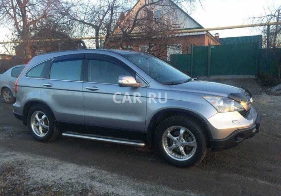 Honda CR-V, Белгород